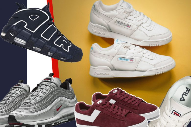 Le sneakers vintage che sono tornate di moda