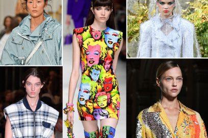 I trend del 2017 che indosseremo anche nel 2018
