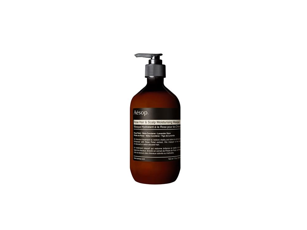 Capelli-le-maschere-per-nutrire-e-idratare-le-chiome-in-inverno-AESOP HAIR ROSE SCALP MASQUE 500mL C