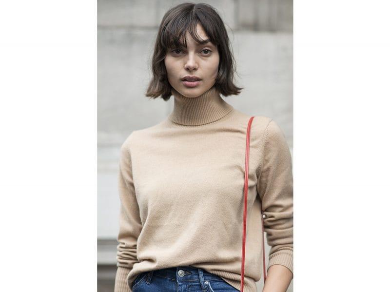 Charlee Fraser tagli capelli parigi acconciature 2018