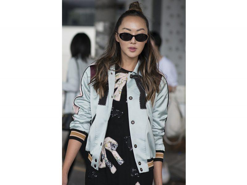 Chriselle Lim tagli capelli 2018 acconciature new york