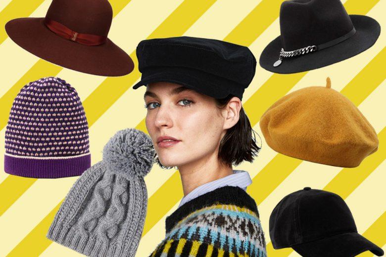 Cappelli invernali: i modelli più cool del 2017/18