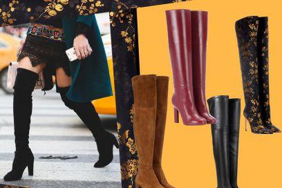 Stivali cuissardes: i modelli da scegliere in base al proprio stile