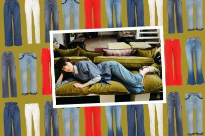 Jeans: 10 nuovi modelli di tendenza per la Primavera-Estate 2018