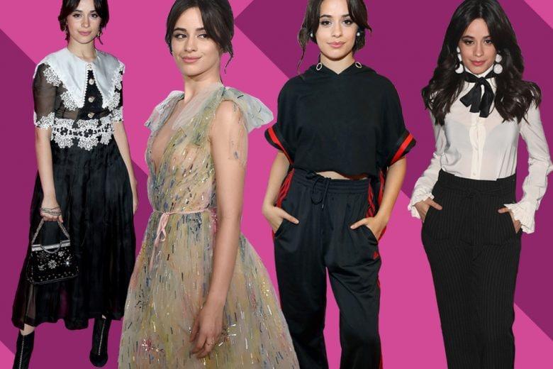 """Camila Cabello: l'evoluzione fashion della popstar di """"Havana"""""""