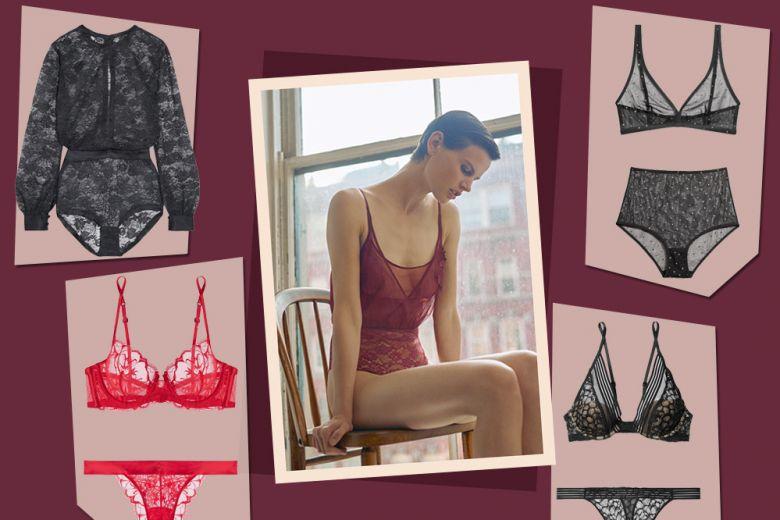 La lingerie perfetta da indossare a Natale e Capodanno