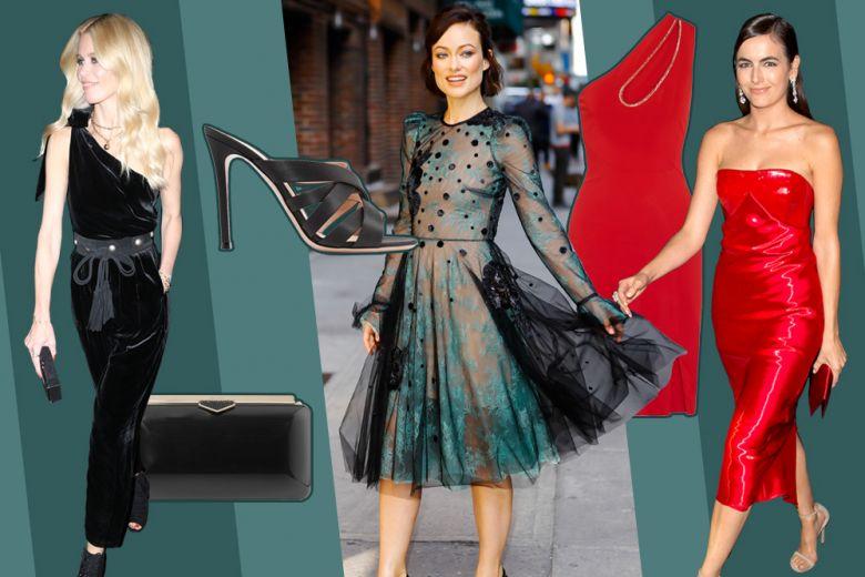 Look per Capodanno: 3 idee glam rubate alle celeb