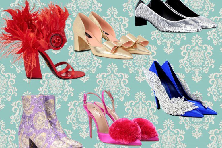 Party Shoes: le scarpe giuste per le feste di Natale e Capodanno