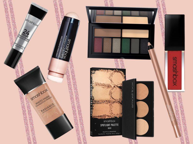 Make up di Capodanno: come realizzare un trucco very glow con Smashbox