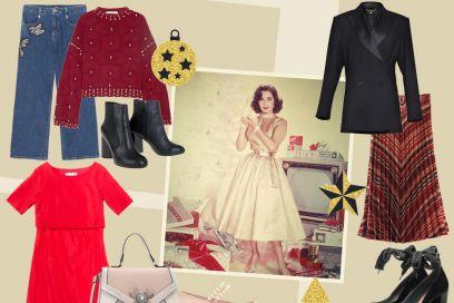 Come vestirsi a Natale: 3 outfit per 3 occasioni diverse