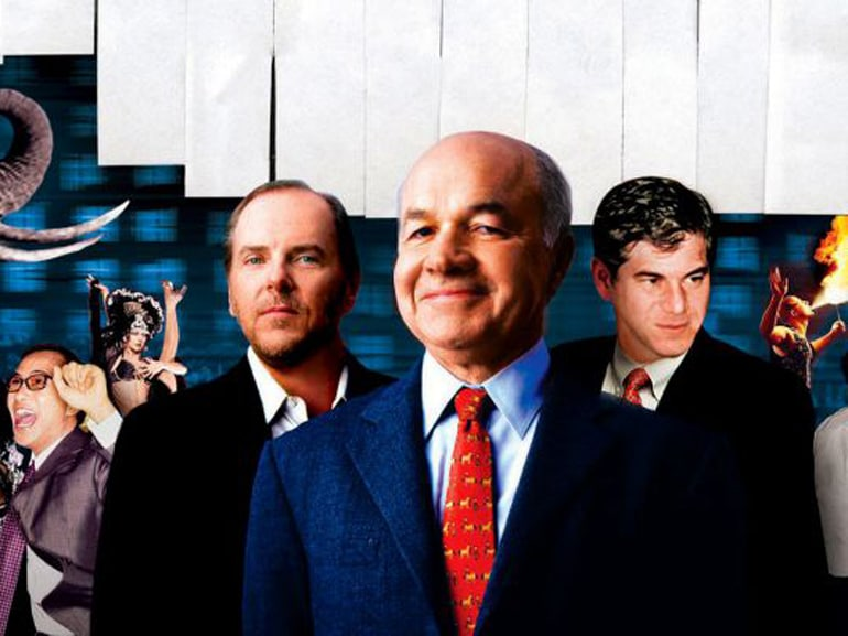 Enron – The Smartest Guys in the Room