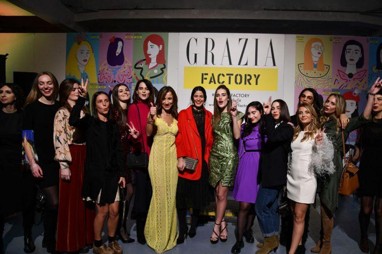 Grazia Factory: un video per conoscere le protagoniste