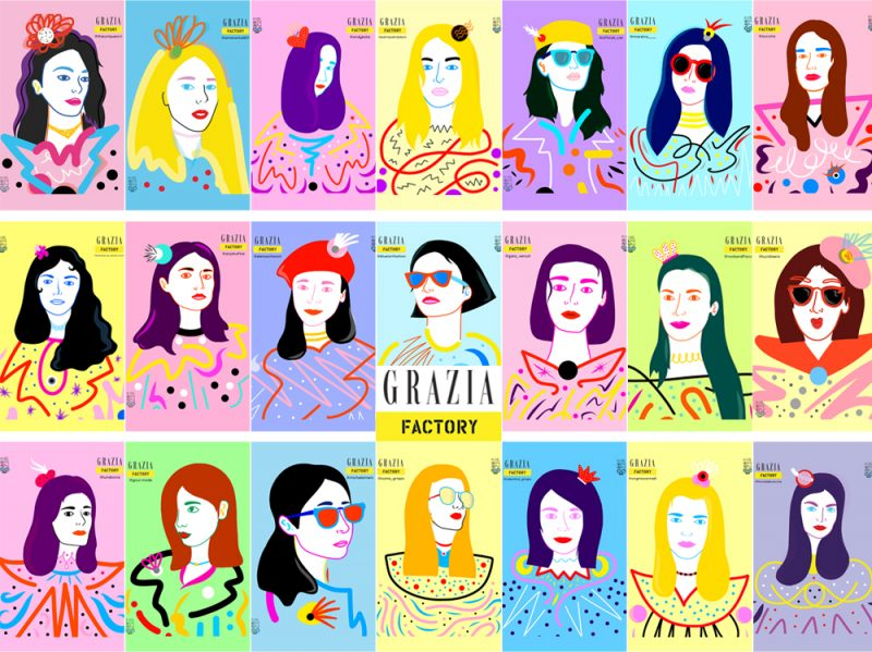 GRAZIA_factory_girls_conlogo(1)