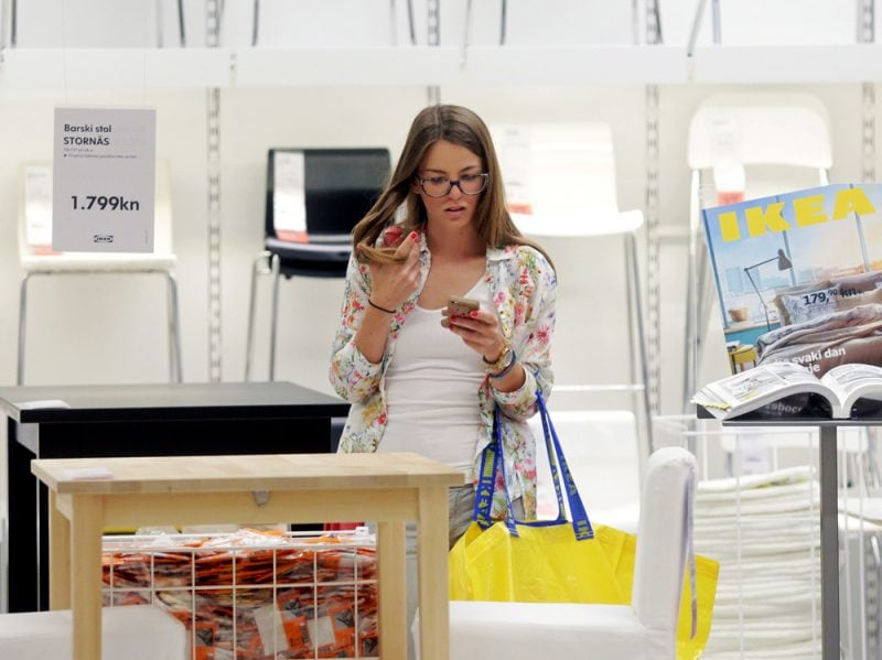 CROATIA-BALKANS-SWEDEN-IKEA