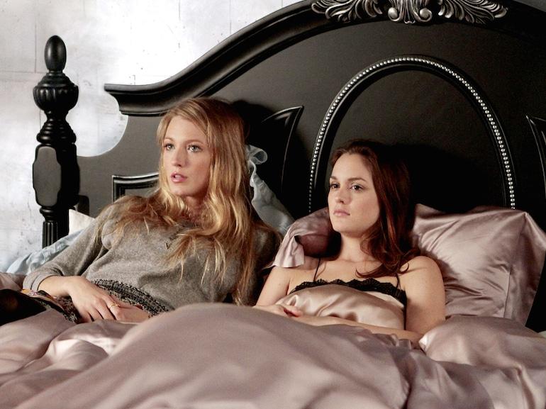 Gossip Girl letto