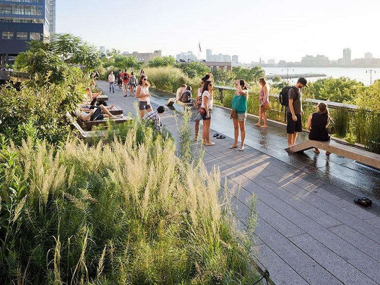 High Line (da highline.org)