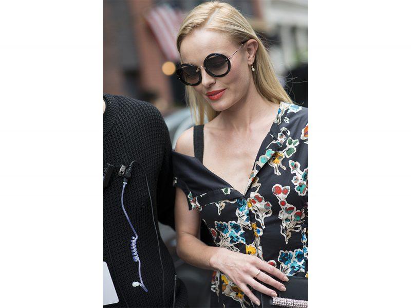 Kate Bosworth tagli capelli 2018 acconciature new york