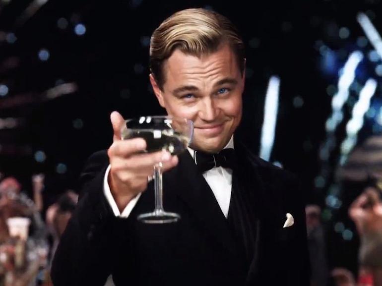 Leonardo di Caprio Capodanno