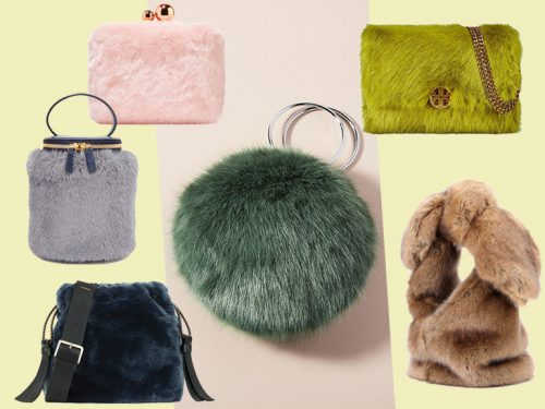 un'altra possibilità negozio ufficiale negozio ufficiale Borse in pelliccia ecologica: le it bags dell'Inverno 2017
