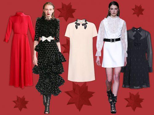 Vestiti Eleganti Per Natale.Abbigliamento Per Le Feste I Vestiti Per Natale E Capodanno