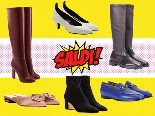 Saldi invernali 2018: le scarpe da comprare con gli sconti