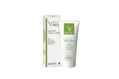 Manicure-curativa-i-prodotti-per-curare-mani-e-unghie-dai-danni-di-freddo-e-stress-Vegnails_Crema Mani_KariteLimone
