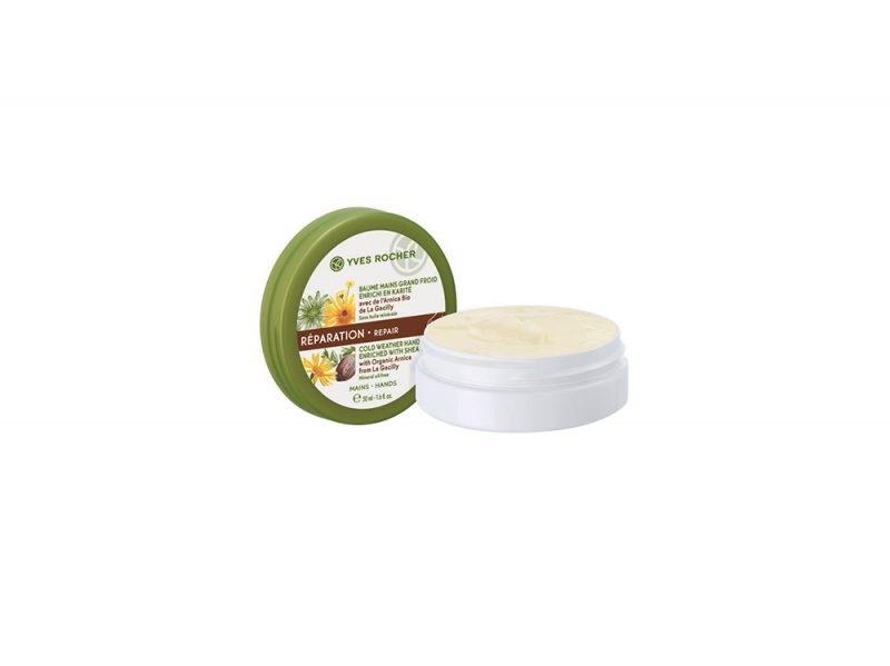 Manicure-curativa-i-prodotti-per-curare-mani-e-unghie-dai-danni-di-freddo-e-stress-YR-122550-BAUME MAINS GRAND FROID ENRICHI EN KARITE 50ml