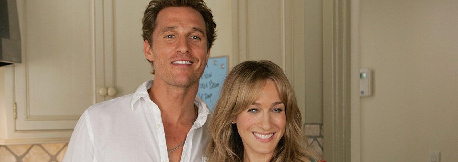 Matthew McConaughey e Sara Jessica Parker