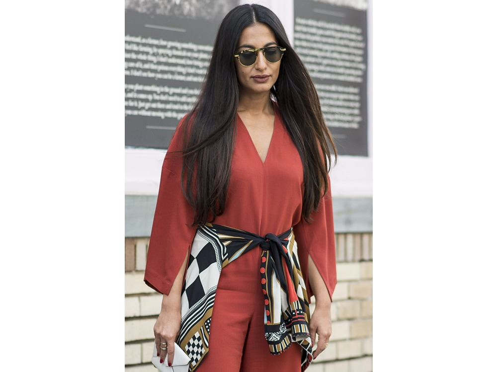 Nausheen Shah tagli capelli 2018 acconciature new york