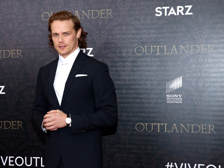 """Outlander"" Season Two World Premiere – Arrivals"
