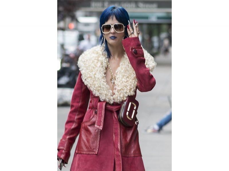 Sita Abellan tagli capelli 2018 acconciature new york