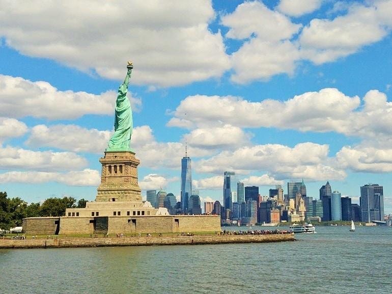 Statua della Libertà (foto Dragotto)