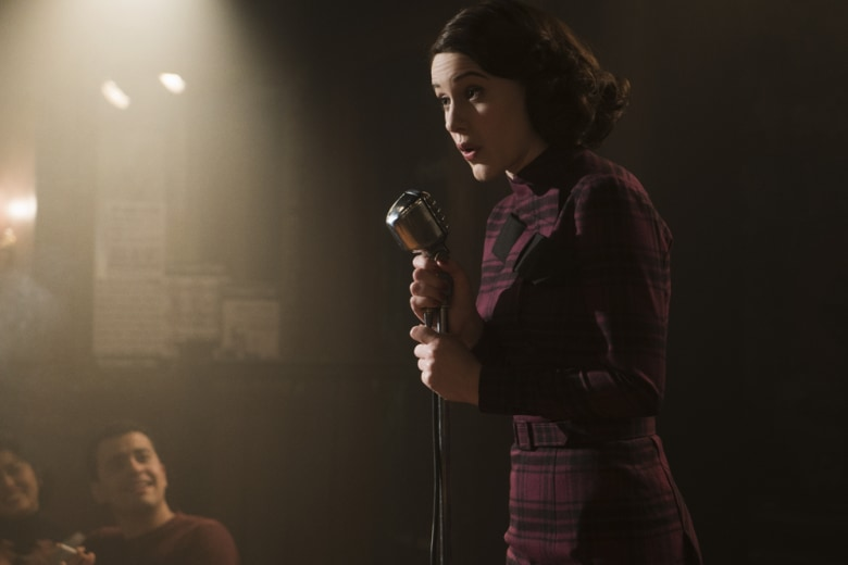The Marvelous Mrs. Maisel, la nuova serie tv di Amazon Prime Video