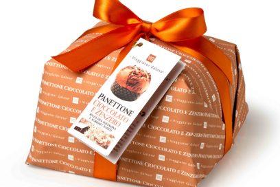 VG panettone Cioccolato e zenzero