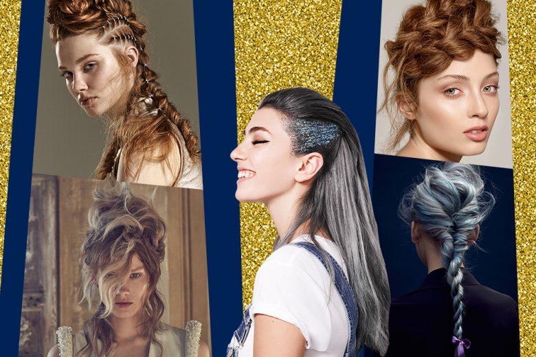 Acconciature Capodanno: capelli al top per i party