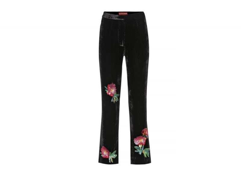 alexa-chung-pantaloni-velluto-nero