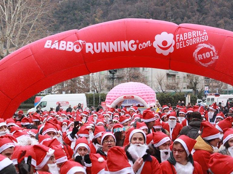babbo running