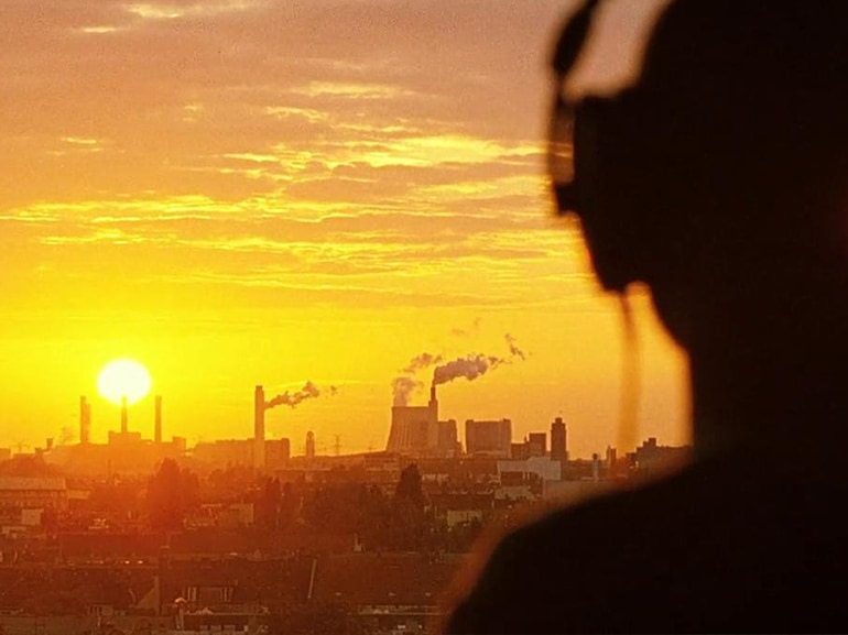berlin calling tramonto