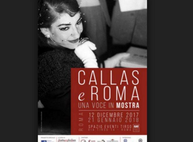 callas e roma