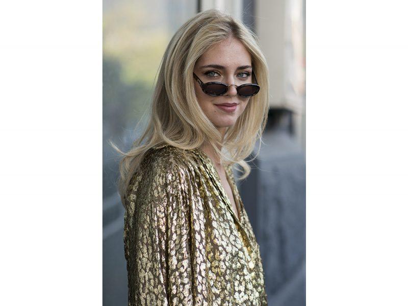 chiara ferragni tagli capelli 2018 acconciature new york