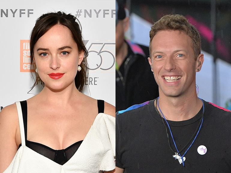 chris martin dakota johnson flirt