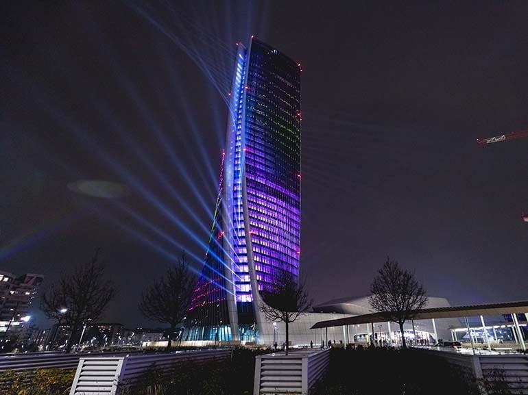 city life torre hadid
