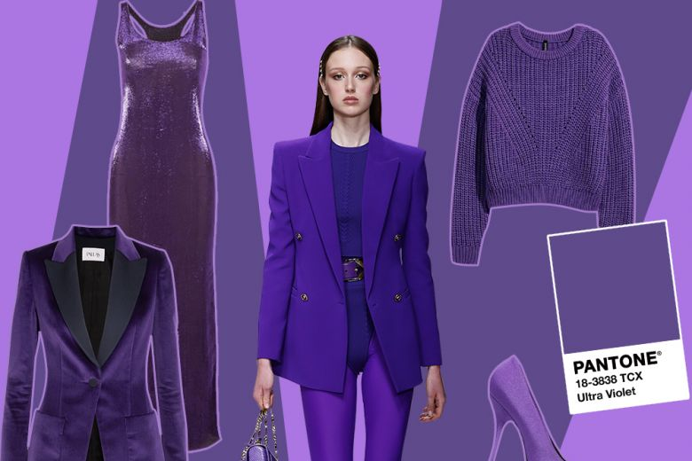 Ultra Violet: i must have nel colore Pantone 2018