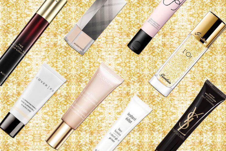 Primer viso illuminante: 10 prodotti luxe per una pelle scintillante