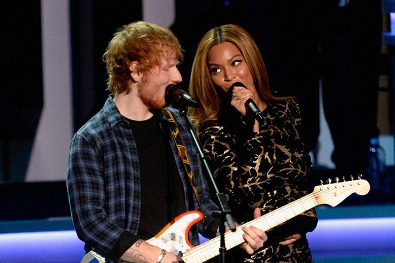 Beyoncé cambia indirizzo email ogni settimana (parola di Ed Sheeran)