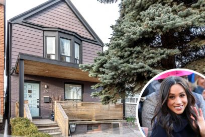 Meghan Markle vende la sua casa di Toronto