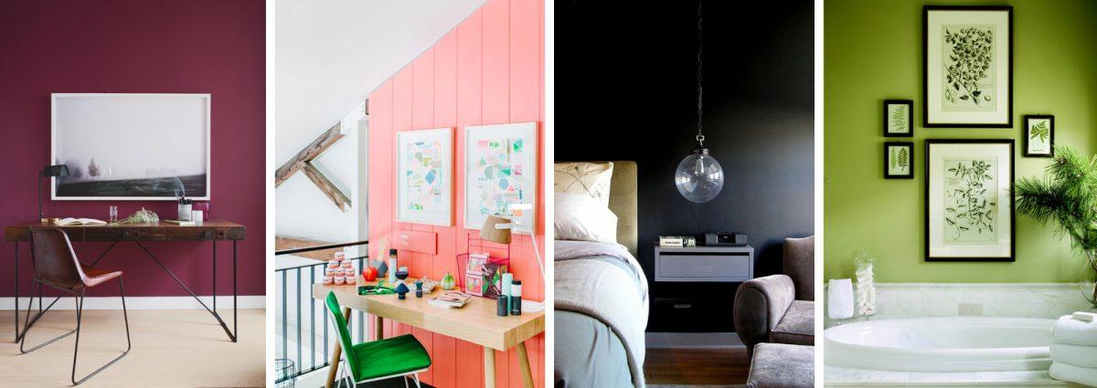 Pitturare le pareti di casa - Colori x pitturare casa ...