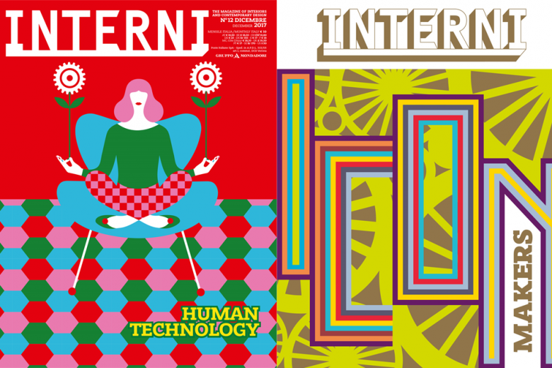"INTERNI presenta ""Icon Makers"""