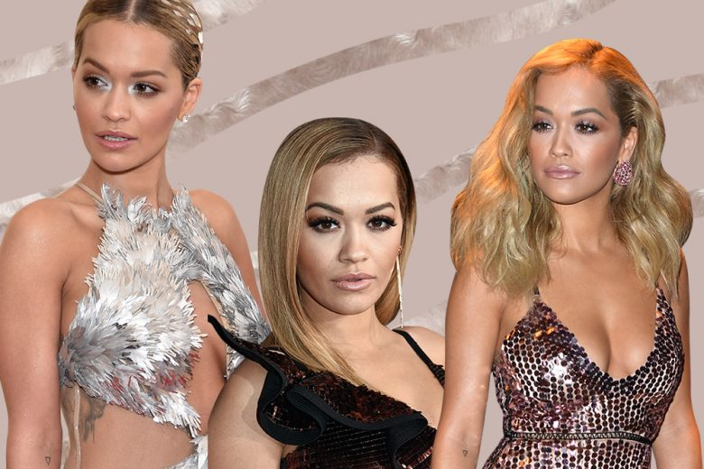 Rita Ora Make Up: i beauty look più belli della cantante