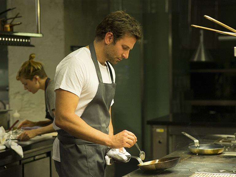 cucinare bradlay cooper chef